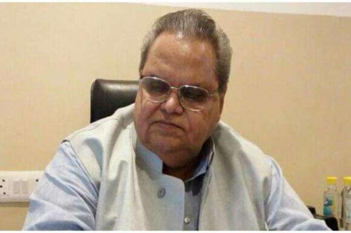 Jammu kashmir assembly dissolved by governor Satyapal Malik- India TV