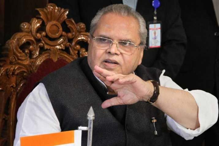 Satya Pal Malik- India TV
