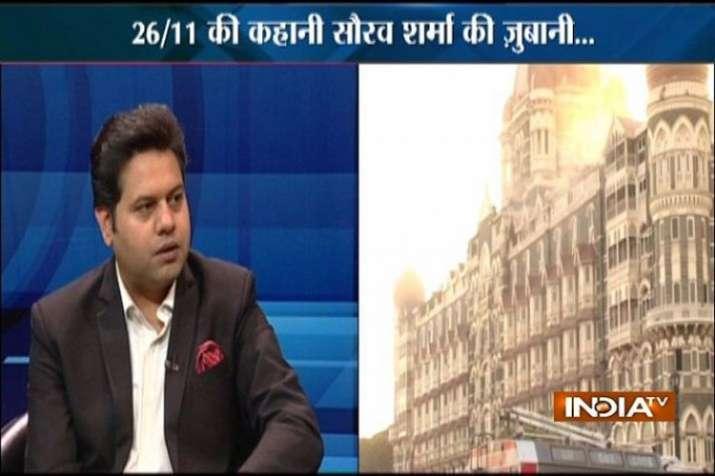 10 years of 26/11: Senior India TV journalist Saurav Sharma recounts 60-hour-long horror during atta- India TV
