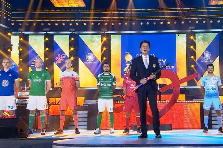 Hockey world cup 2018 Opening Ceremony at Bhubaneswar- India TV