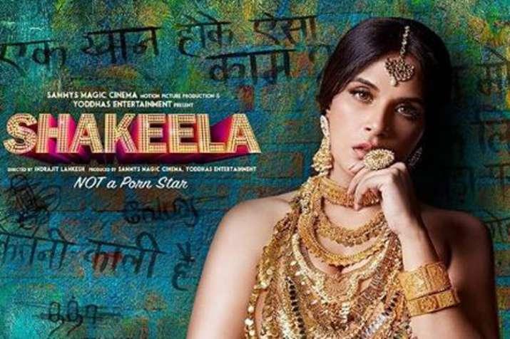 Richa Chadha in Shakeela biopic- India TV