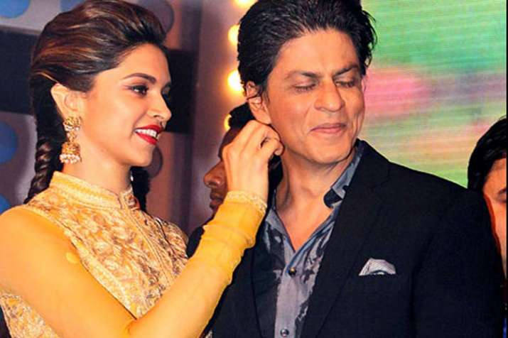 Deepika Padukone, Shah Rukh Khan- India TV
