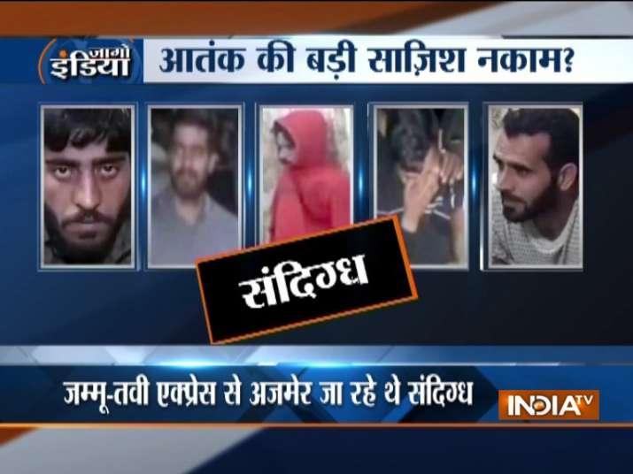 Punjab Police detains 6 at Pathankot railway station on suspicion- India TV