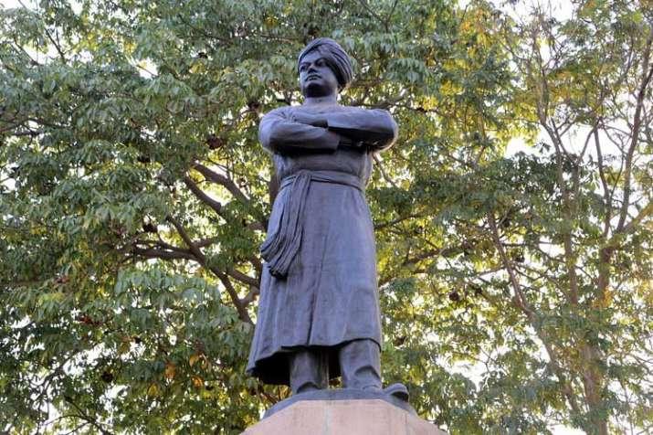 swami vivekananda statue- India TV