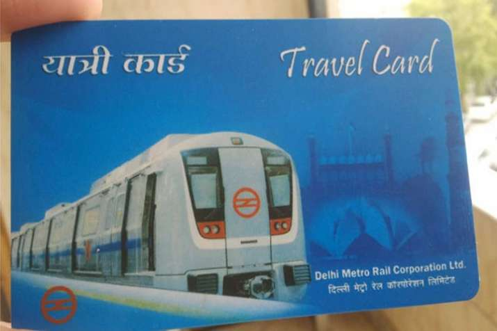 Recharge metro card Online- India TV Paisa