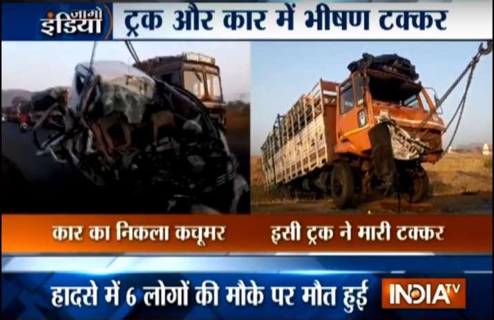 Truck car- India TV