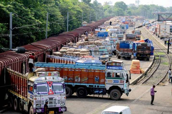 Fire breaks out in goods train, 10 long-distance trains halted | PTI Representational- India TV