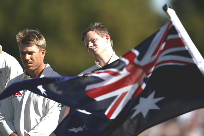 टीम इंडिया से निपटने के लिए स्मिथ-वॉर्नर के पास पहुंची ऑस्ट्रेलियाई टीम- India TV