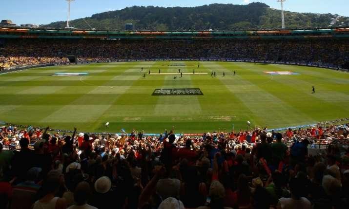 Cricket Stadium- India TV