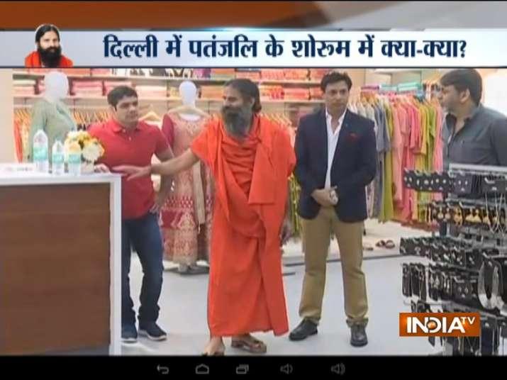 Patanjali Paridhan- India TV Paisa