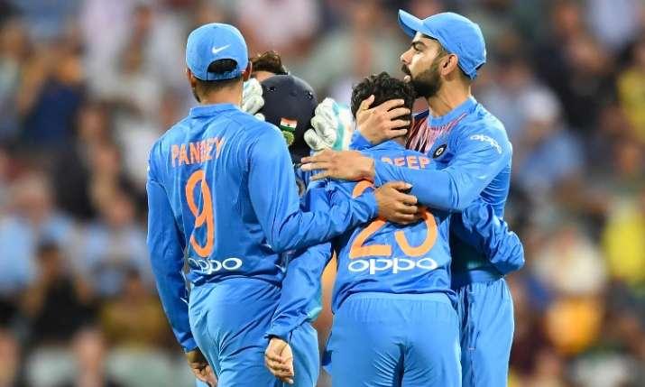 भारतीय क्रिकेट टीम- India TV