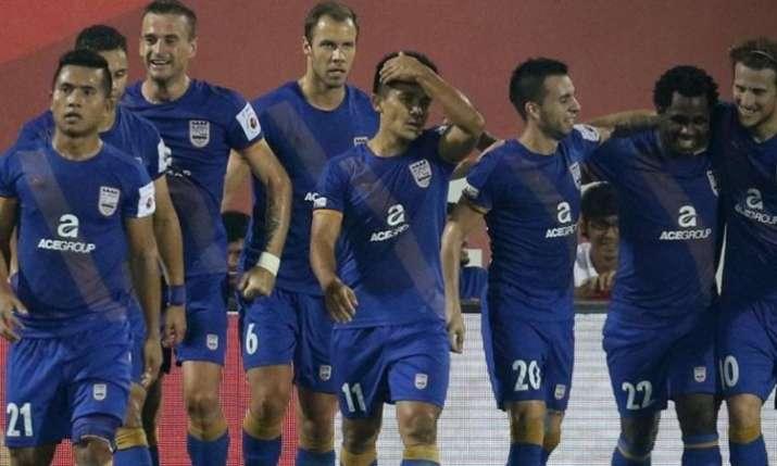 ISL Team- India TV
