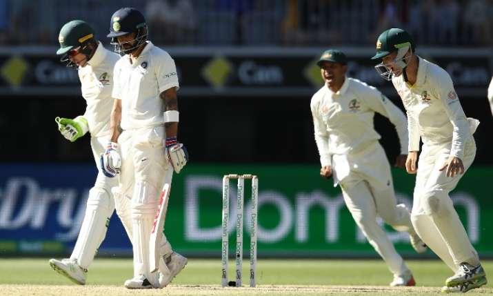 Australia vs India- India TV
