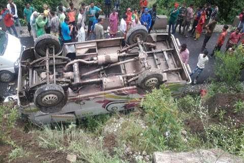 Accident- India TV