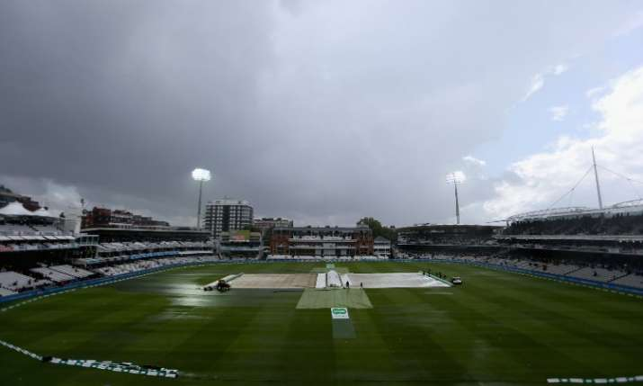 Rain Threat looms over Day 5 Play- India TV
