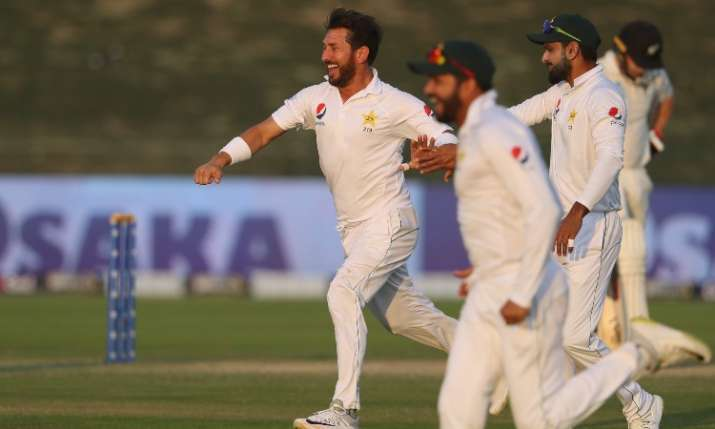 Yasir Shah becomes quickest to get 200 tests wickets- India TV