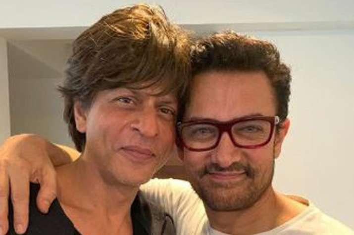 Aamir Khan will play Krishna in Mahabharata confirms Shah Rukh Khan - India TV