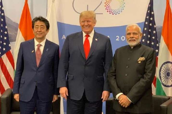 G20: Modi terms Japan-US-India partnership as JAI, says it means victory | Twitter- India TV