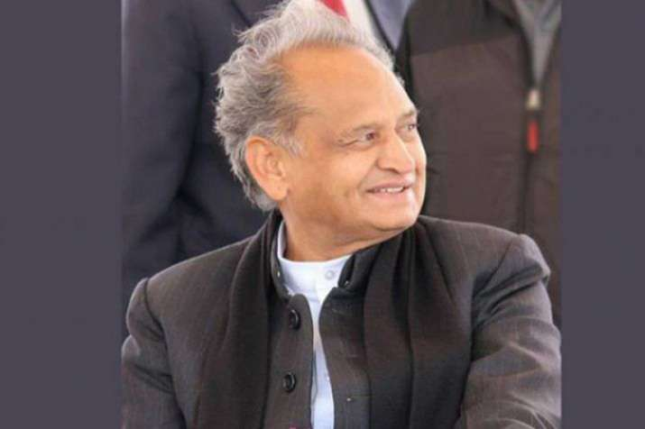 Ashok Gehlot- India TV