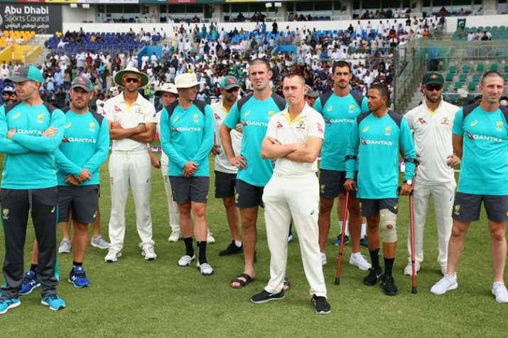 भारत के खिलाफ सीरीज से पहले बोले CA अध्यक्ष- आक्रामक खेलो लेकिन खेलभावना बनाए रखो'- India TV