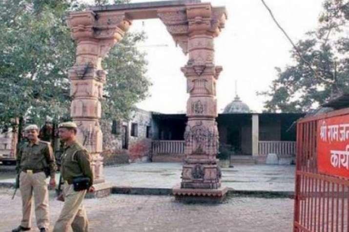 साधु संतों ने जल्द भव्य राम मंदिर निर्माण के लिए की पूजा अर्चना- India TV