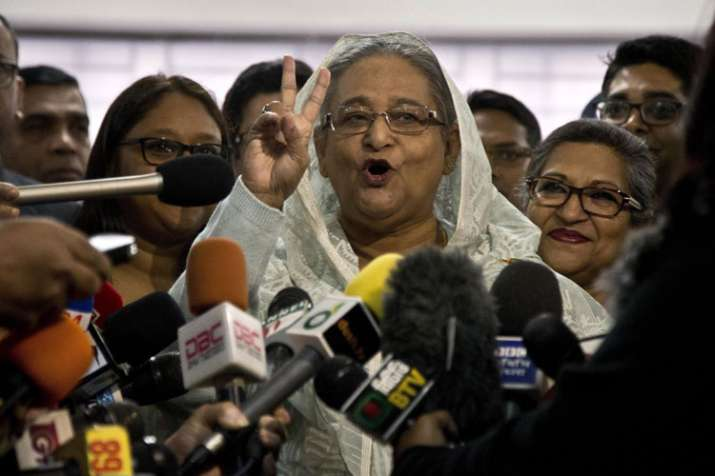 Voting for Bangladesh elections ends, 17 killed in violence- India TV
