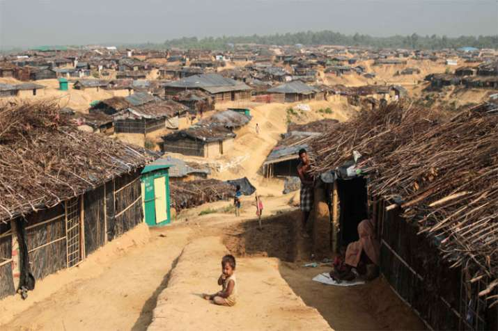Bangladesh to seal off Rohingya camps during election- India TV
