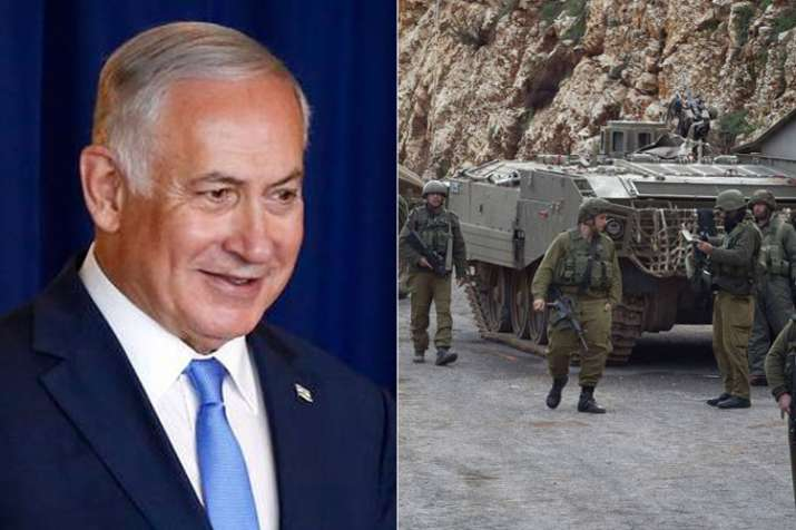 Israeli Army nearly done with destroying Hezbollah Tunnels, says Benjamin Netanyahu | AP- India TV