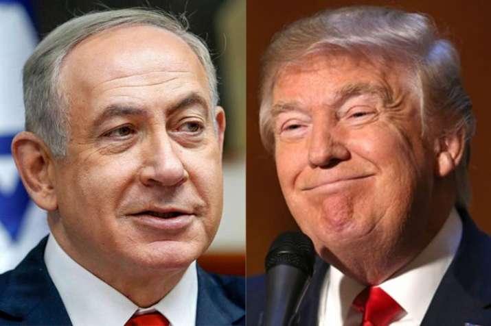 Benjamin Netanyahu and Donald Trump | AP Photos- India TV