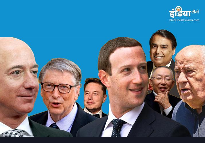 billionaire of 2018- India TV Paisa