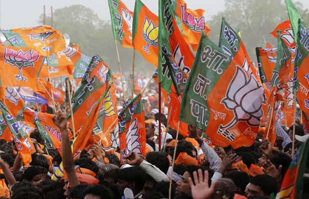 BJP wins 7, Congress 5 Panchayat bypolls in Rajasthan- India TV