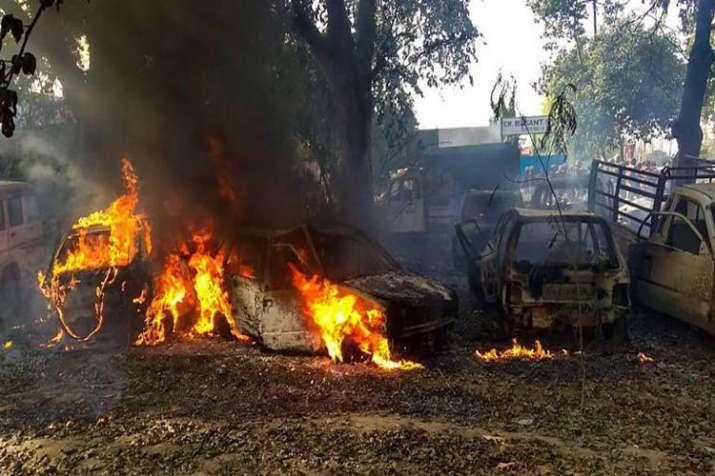 Bulandshahr Violence- India TV