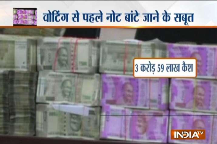 Cash for vote- India TV