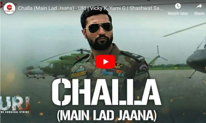 Challa (Main Lad Jaana)- India TV