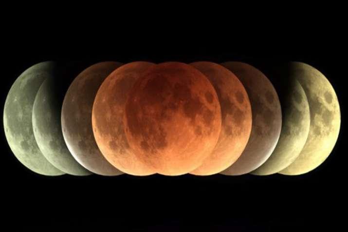 lunar eclipse in india 2019