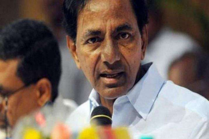 Chandrashekhar rao- India TV