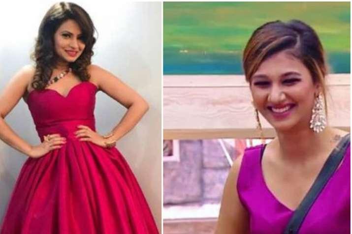 Megha Dhade, Jasleen Matharu- India TV