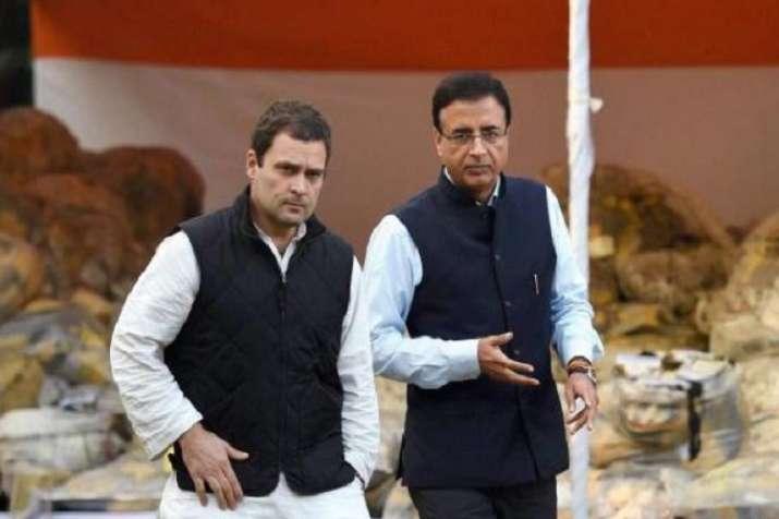 कांगेस ने कहा कि BJP...- India TV
