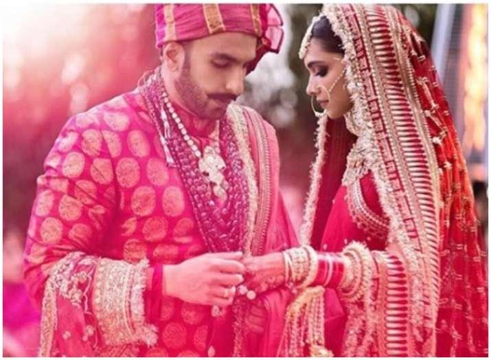 Deepika and Ranveer- India TV