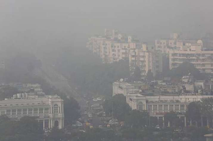 Delhi air quality 'very poor', expected to deteriorate on Sunday- India TV