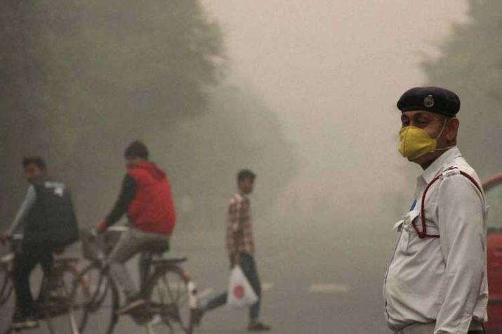 Delhi Air Pollution- India TV