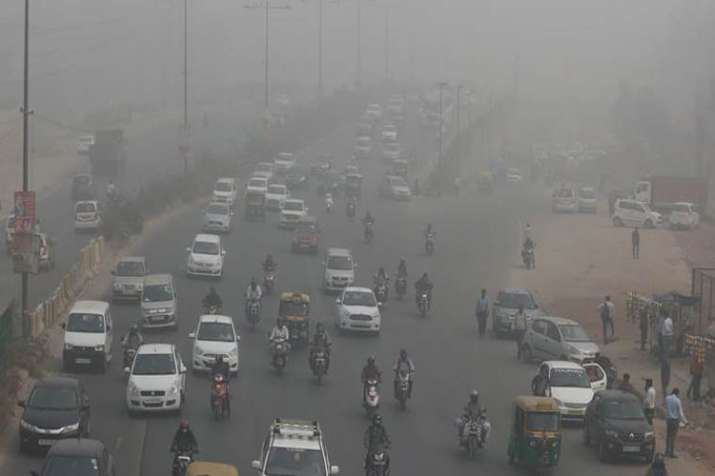 Delhi pollution- India TV