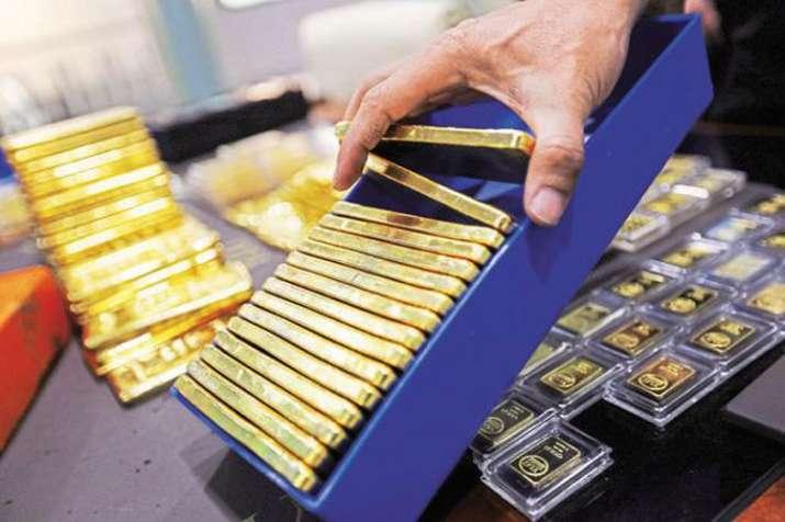 DRI Seized Gold- India TV Paisa