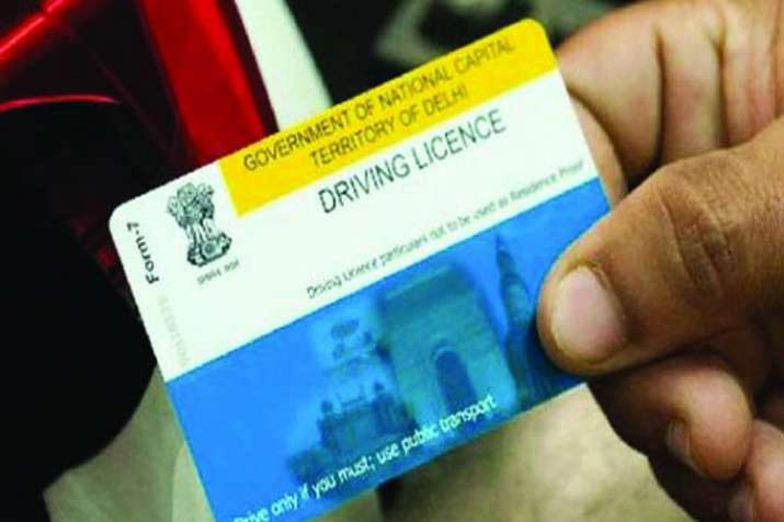 Driving Licence- India TV Paisa