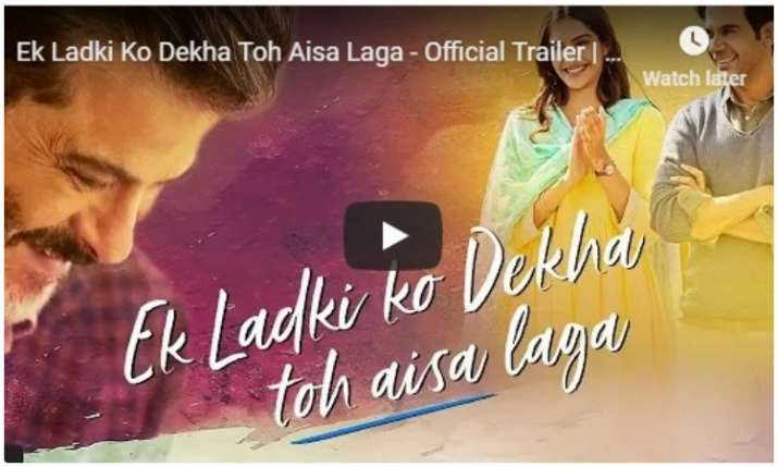 Trailer launch of Ek ladki ko Dekha to Aisa laga- India TV