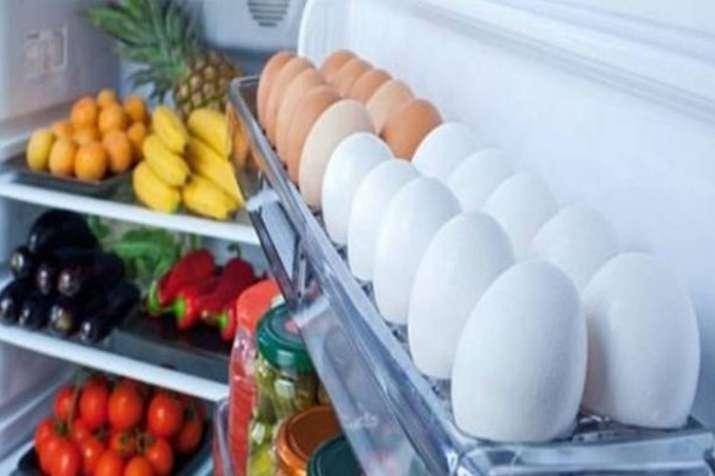 store eggs in fridge door- India TV