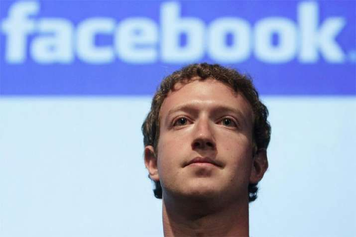 Facebook sued by DC over Cambridge Analytica data scandal | AP File- India TV