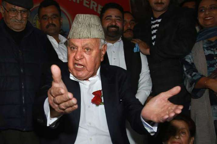 Farooq Abdullah- India TV