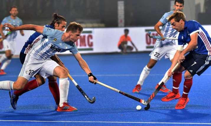 फ्रांस ने ओलम्पिक चैंपियन अर्जेंटीना को 5-3 से रौंदा- India TV