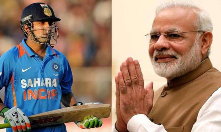 प्रधानमंत्री नरेंद्र मोदी ने गौतम गंभीर को लिखी चिट्ठी, बोले- भारत हमेशा आपका आभारी रहेगा- India TV